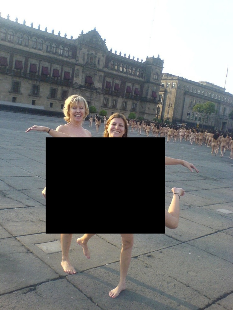 Stef y madre tunick